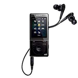 Sony E-Series 16GB Walkman MP3 Video Player FM Tuner Voice Recording