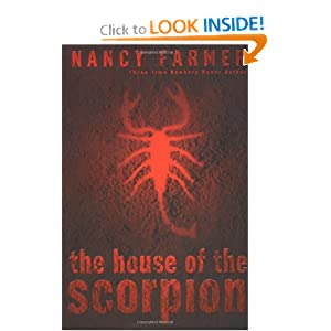 Amazon.com: The House of the Scorpion (9780689852220): Nancy ...