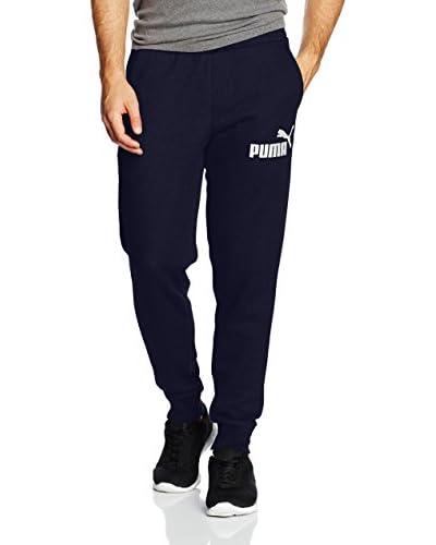 Puma Pantalón Deporte Azul Marino