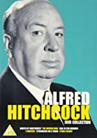 Hitchcock Collection (Dial M For Murder, I Confess, Stage Fright, The Wrong Man, Strangers On A Train , North By Northwest) [Import anglais]