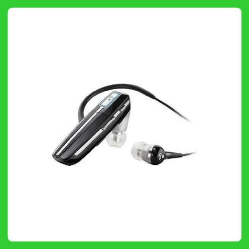 Plantronics Voyager 855 Bluetooth Headset (Black)