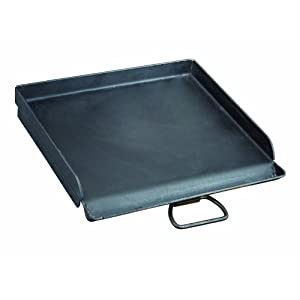 Camp Chef steel grill / griddle 