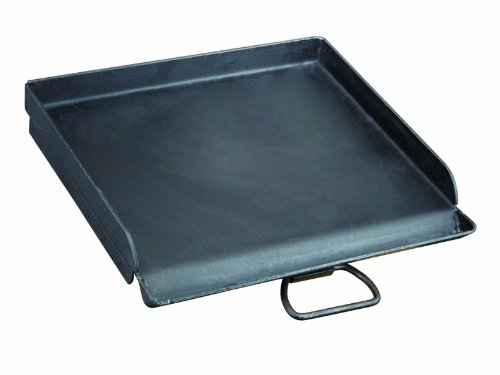 Camp Chef SG30 Professional Steel Fry Flat Top Griddle, Pre-Seasoned - Fits All Blue Flame Stoves (single burner) (Camp Chef Single Burner Stove compare prices)