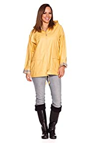 Rain Slicks Women's Classic Look Hood…