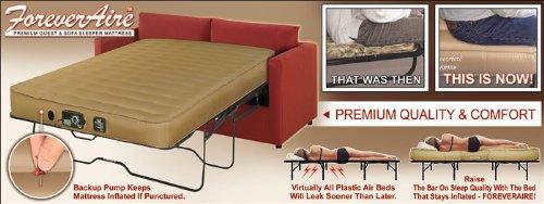 Innomax Foreveraire - Premium Guest And Sofa Sleeper Mattress - Queen front-665396