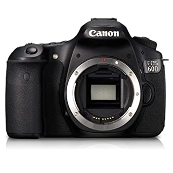 With the new EOS 60D DSLR, Canon gives the photo enthusiast a powerful tool fostering creativity, with better image quality, more advanced features and automatic and in-camera technologies for ease-of-use. It features an improved APS-C sized 18.0-meg...