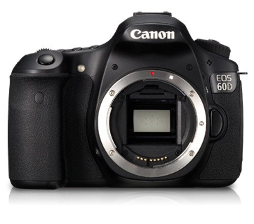 EOS 60D 18mp 3.0 LCD HD video