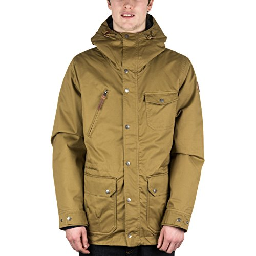 Element Lenox Jacket Dark Khaki X-Large