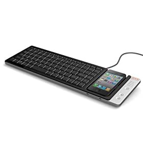 (新奇)Omnio WOW-KEYS Keyboard for iPhone苹果手机键盘  $28.83