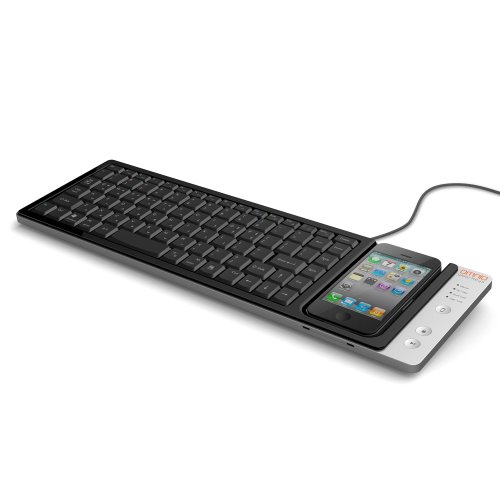 QWERTY Keyboard for iPhone (PC or MAC)