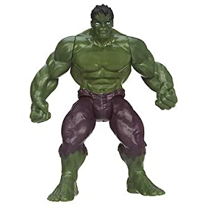 "Marvel Incredible Hulk Poseable Action Figure 4.5"" / 12 cm"