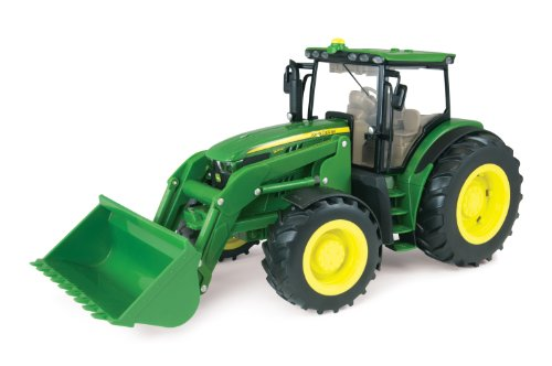 Ertl Collectibles Big Deere 1:16 6210R Tractor with Loader Picture