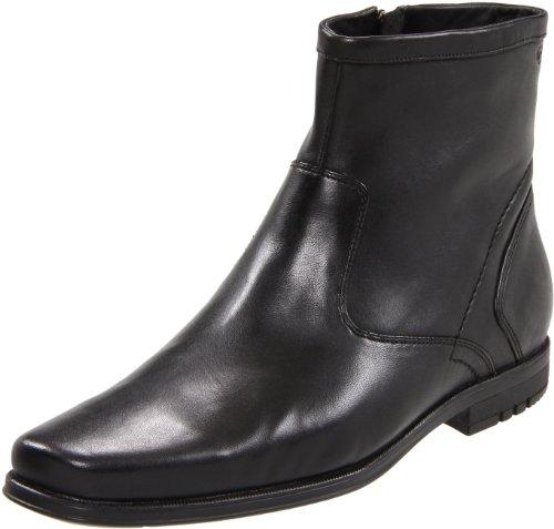 Rockport Men's Fairwood Moc Boot Black Shoe K594 13.5 UK, 14 US
