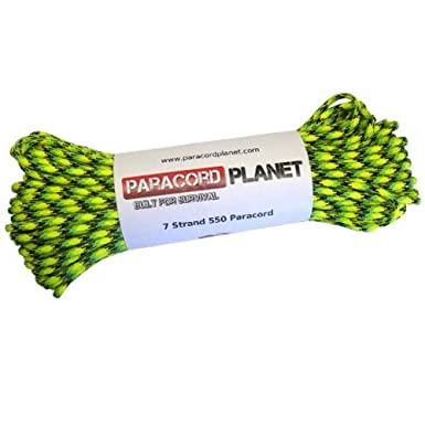 Paracord Planet Nylon 550lb Type III Dragonfly