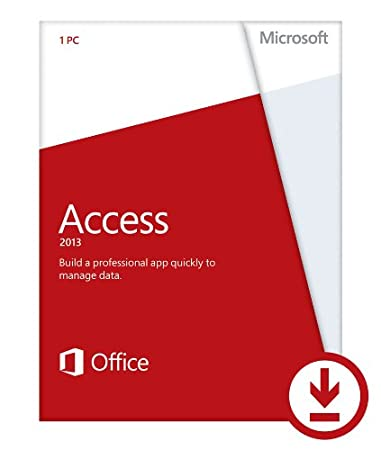Microsoft Access 2013 (1PC/1User) [Download]