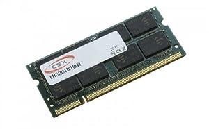 Arbeitsspeicher 2GB RAM für Asus Eee PC 1000H, 1000HE, 1000HG, 1001HA, 1001P, 1001PX Seashell, 1002HA, 1003HAG