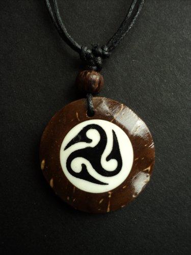 necklace-maori-tattoo-pendant-surf-surfer-style