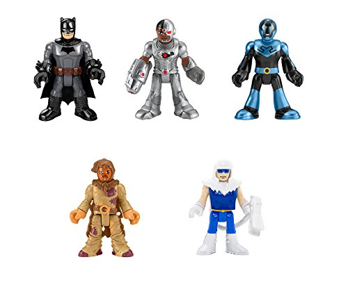 Fisher-Price Imaginext Dc Super Friends Figure Pack