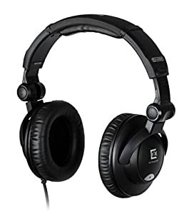 Ultrasone HFI-450 S-Logic Surround Sound Professional Closed-back Headphones with Transport Bag