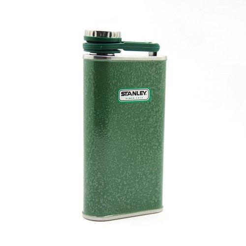 Stanley 0.23 Litre Classic Pocket Flask, Green