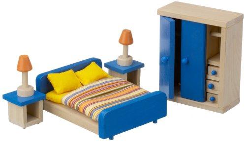 Imagen principal de beeboo 32305 - Muebles de dormitorio para casita de muñecas