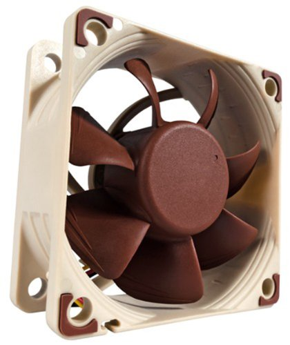 Noctua 60x25mm A-Series Blades with AAO Frame, SSO2 Bearing Premium Fan - Retail Cooling NF-A6x25 (60mm System Fan compare prices)