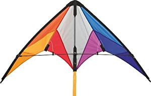 HQ Kites and Designs HQ Beach and Fun Sport Kite (Calypso II Rainbow) at Sears.com