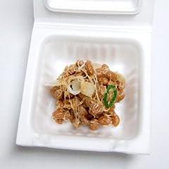 ながお食研(食品サンプル)  納豆パック