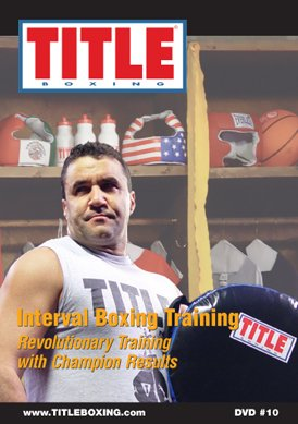 TITLE DVD – Interval Boxing Training