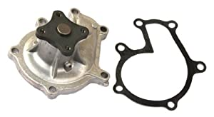 Evergreen WP3015 Nissan KA24DE DOHC 16V Water Pump