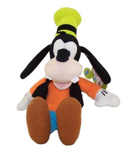 Just Play Plush Toys - Disney - GOOFY (9 inch)