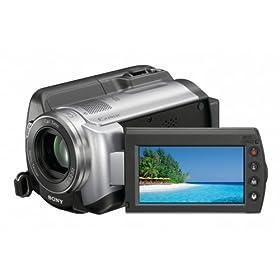 Sony HDR-XR100 80 GB HDD High Definition Camcorder (Silver)