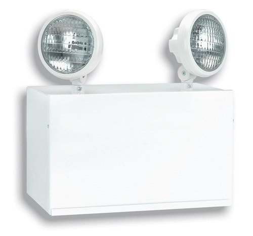 8-Hour Emergency Light 8-Hour-El, Ul 924 Listed, Meets Nfpa Life Safety Code Wall-Mounted Provide Powerful Illumination, And More Powerful Lamp Heads