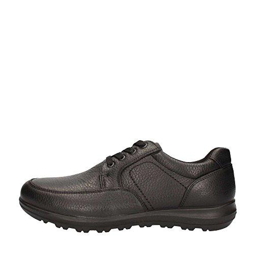 Enval Soft 6887000 Sneakers Uomo Pelle Nero Nero 43