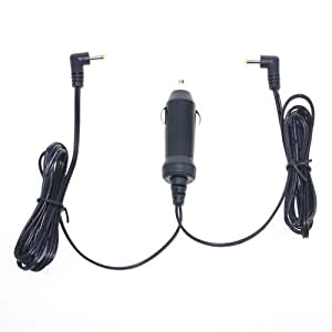 ABLEGRID Trademarked Car Adapter For EMERSON PDE 2725N TWO DUAL SCREEN DVD Auto Charger power wire cord Brand New