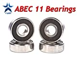 Rush Abec 11 Bearings 4 Pack