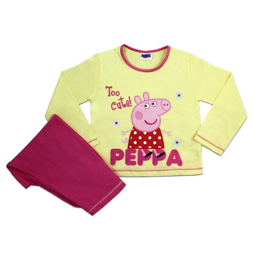 Peppa Pig Pyjamas | Too Cute | Age 2 to 3 Years