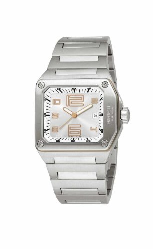 Breil - BW0389 - Ladies Logo Stainless Steel Bracelet Swiss Made Watch