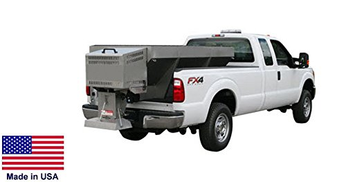 Spreader Commercial - Salt & Sand Truck Bed Mounted - Stainless Steel - 2.1 Cy (Truck Mounted Salt Spreader compare prices)