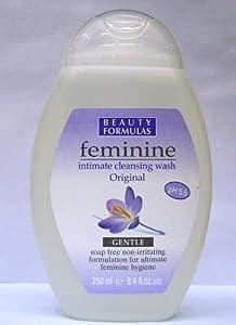Beauty Formulas Fem Clns Wash Orig Scented 250ml