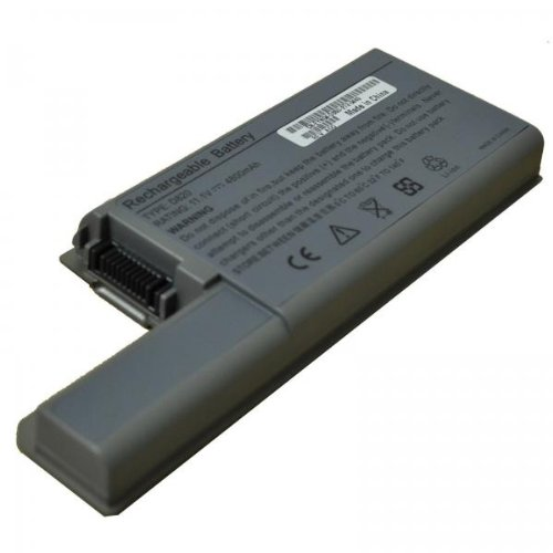 New Laptop Replacement Battery, High Capacity 9 cells, for Dell Latitude D531 D531N D820 D830, Explicitness M4300 Mobile Workstation, Precision M65 , Replacement for 310-9122 312-0393 312-0401 451-10308 451-10326 451-10410 DF192 DF230 DF249 FF232 GX047 XD