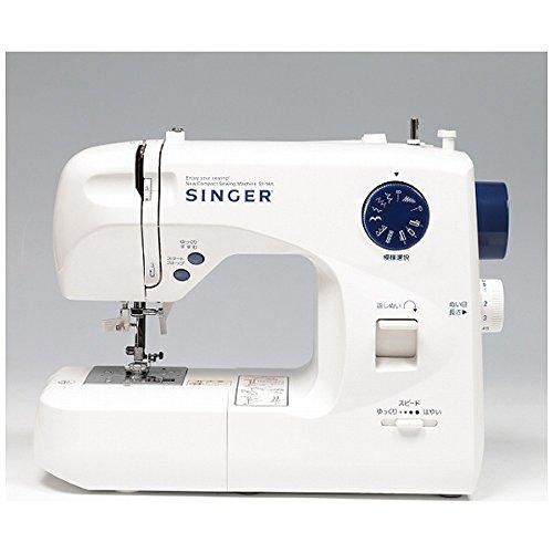 シンガー【電子ミシン】SI-16A ミシン糸6色付