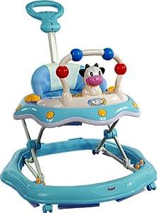 Baby Walker - Andador con actividades - Primeros Passos ARTI 6320AT Cow/Vaca Blue