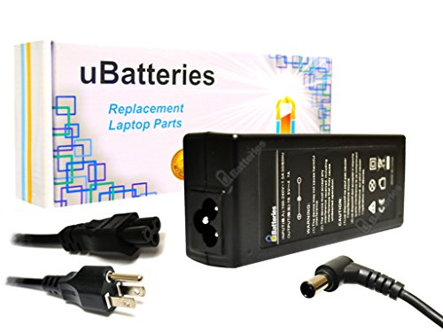 Click to buy UBatteries Laptop AC Adapter Charger Sony VAIO PCG-GR370K - 92W, 19.5V - From only $36.95