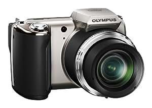 Olympus SP-620UZ Appareil photo 16 Mpix Zoom optique 21x Argent