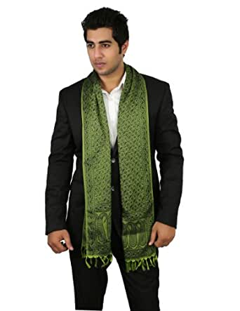 Men 39 s silk scarf lightweight fashion accessory with for Mens silk shirts amazon