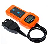 Excelvan U480 Car Auto Diagnostic Scanner OBD2 OBDII CAN-BUS Code Reader Memoscanner