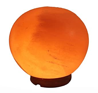 Salt Lamp - Globe
