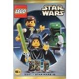 レゴ LEGO スターウォーズ Luke Skywalker, Han Solo and Boba Fett Minifigures 3341【並行輸入品】