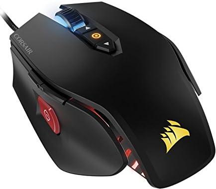 Corsair M65 PRO RGB -Black-ゲーミングマウス 『スナイパーボタン 12,000dpiセンサー FPSゲーム向け』 KB378 CH-9300011-NA